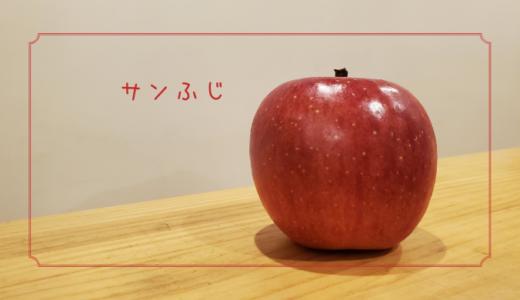 【サンふじ】はりんご界のスーパースターなりんご|りんごの品種を勉強する#4