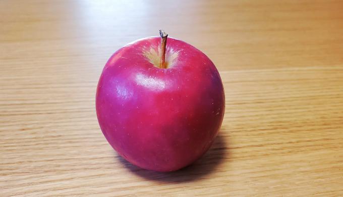 おまけのりんご
